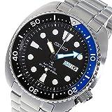 セイコー プロスペックス ダイバーズ 自動巻き メンズ 腕時計 SRP787K1 ブラック 逆輸入