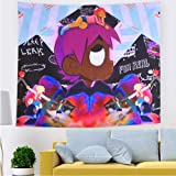 Cutehome Rap Poster Tapestry Pop Art Tapestry Rapper Poster Tapestry Wall Art and Home Decor For Bedroom Living Room Dorm(59.