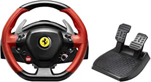 Ferrari 458 Spider Raching Wheel for Xbox One【正規保証品】