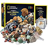 National Geographic Rocks and Fossils