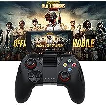 Liebeye ワイヤレスコントローラー Bluetooth ゲームパッド ゲーム ジョイスティック リモートゲームコントローラー PUBG用