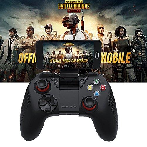 RAIFU ゲームパッド ワイヤレス Bluetooth リ...