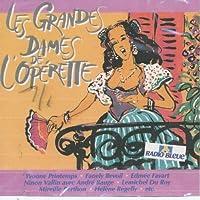 Grandes Dames De L'Operatte
