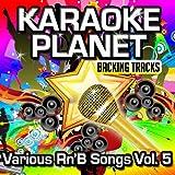 Various Rn'B Songs, Vol. 5 (Karaoke Planet)