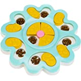 Dog Puzzle Toys, Interactive Dog Toys for Boredom, Puppy Training Treats Dispenser for Improve Dog's IQ, Specially Designed f