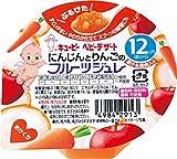 にんじんとりんごのフルーツジュレ 70g FJ-5 ×6個