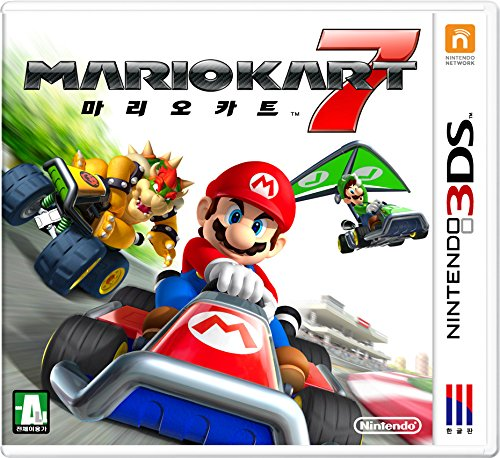 Mario Kart 7 マリオカート 7 (輸入版:韓国) [並行輸入品]