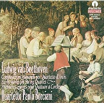 Beethoven: Early Stg Qt Works