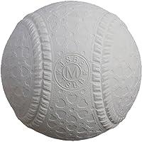 ナガセケンコー 野球軟式M号球 ケンコーボールM号 15710 ホワイト