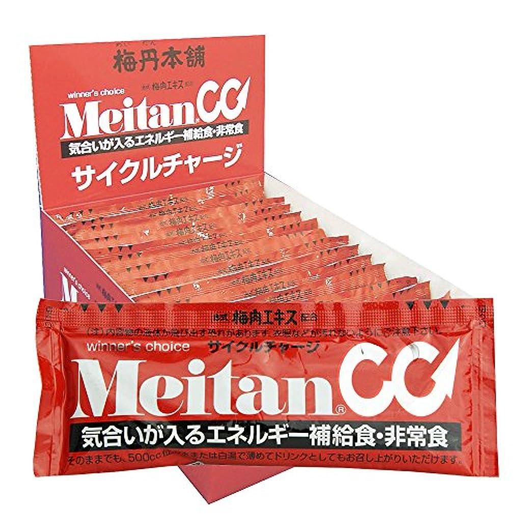 刺すゼリー私たち自身Meitan(メイタン) サイクルチャージ 15包入(40g×15包)  4001