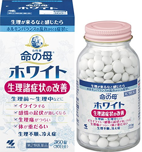 Thuốc bán chạy tại Nhật 【class ii drugs】 mother of life lee white 360 ​​tablets