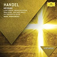 Handel: Messiah (Virtuoso series) by Lynne Dawson