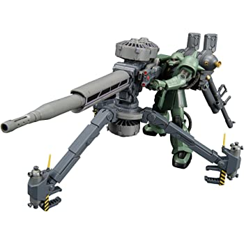 ガンプラ HG 機動戦士ガンダム サンダーボルト 量産型ザク+ビッグ・ガン (GUNDAM THUNDERBOLT Ver.) 1/144スケール 色分け済みプラモデル