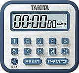 タニタ 長時間タイマー100時間 ブルー TD-375-BL