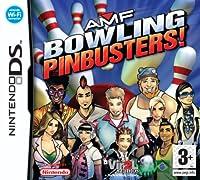 AMF Bowling: Pinbusters (Nintendo DS) (輸入版)