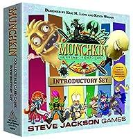 Steve Jackson Games Munchkin CCG Introductory Set [並行輸入品]