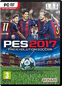 Pro Evolution Soccer 2017 (PC DVD) (輸入版)