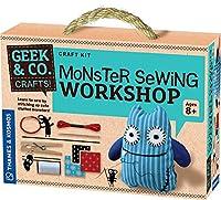Geek & Co. Craft Monster Sewing Workshop [並行輸入品]