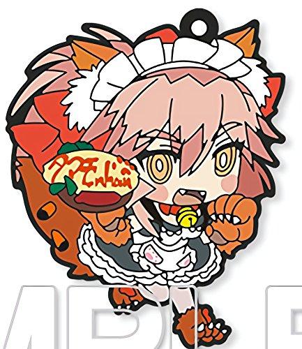 Fate/Grand Order トレーディングラバーストラップ【単品】 10.タマモキャット