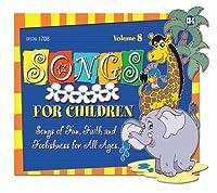 Vol. 8-Songs for Children