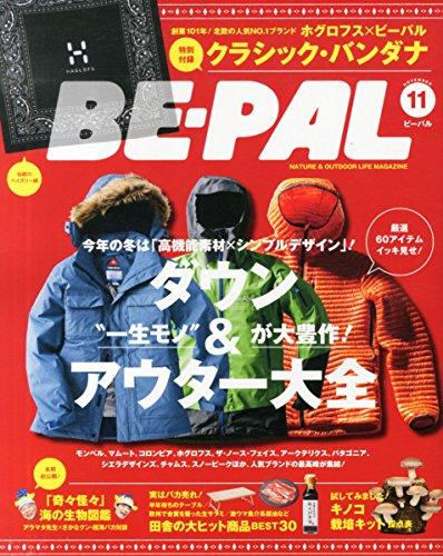 BE-PAL(ビーパル) 2015年 11 月号 [雑誌]の詳細を見る