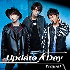 Trignal「Update A Day」のジャケット画像