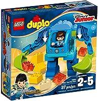 """レゴ (LEGO) デュプロ マイルズのトゥモローランドだいさくせん""""そうじゅうロボット"""" 10825"""