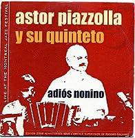 「ピアソラの至宝」シリーズ 第1期 ブエノスアイレスの秋~モントリオール国際ジャズ・フェスティヴァル1984