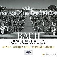 Bach: Brandenburg Concertos, Orchestral Suites, Chamber Music (2002-10-08)