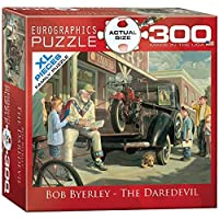 The Daredevil by Bob Byerley Puzzle, 300-Piece [並行輸入品]