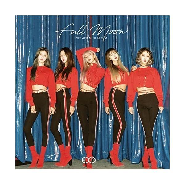 EXID 4thミニアルバム - Full Moonの商品画像