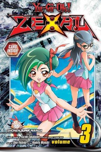 Yu-Gi-Oh! Zexal, Vol. 3