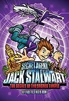 Secret Agent Jack Stalwart: Book 5: The Secret of the Sacred Temple: Cambodia (The Secret Agent Jack Stalwart Series) by Elizabeth Singer Hunt(2008-04-01)