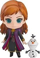 ねんどろいど アナと雪の女王2 アナ Travel costume Ver.