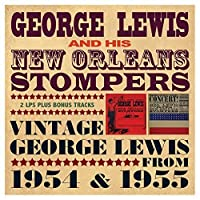 Vintage George Lewis 1954-55 by George Lewis & His New Orleans