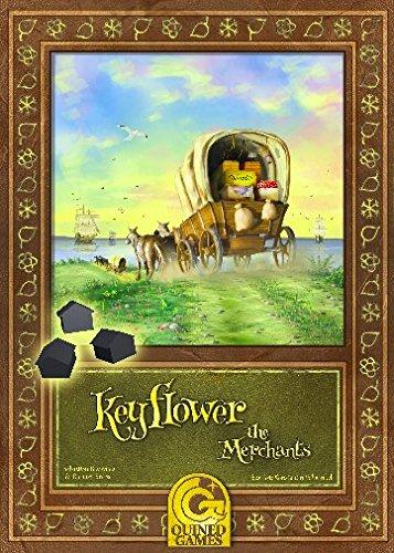 キーフラワー:商人たち  KeyFlower: The Merchants [並行輸入品]