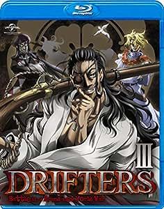 DRIFTERS 第3巻〈通常版〉 [Blu-ray]