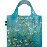 LOQI Museum Vincent Van Gogh's Almond Blossom Reusable Shopping Bag
