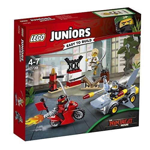 レゴ(LEGO)ジュニア シャークアタック 10739