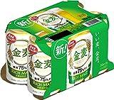 サントリー 金麦 糖質75% オフ 缶 350ml×6缶