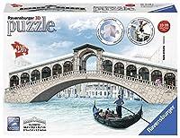 Ravensburger Ponte di Rialto Bridge 216pc 3D Jigsaw Puzzle