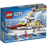 LEGO CITY Fishing Boat 60147 Playset Toy