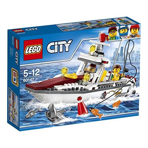 シティ 60147 フィッシングボート