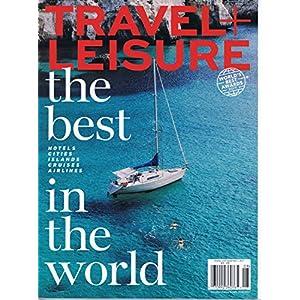 Travel + Leisure [US] August 2017 (単号)
