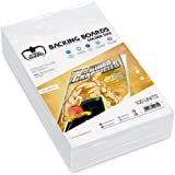 Ultimate Guard UGD020030 Comic Backing Boards Golden Size (100) Accessories
