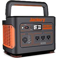 Jackery ポータブル電源 1000 超大容量278400mAh/1002Wh 家庭アウトドア両用バックアップ電源…