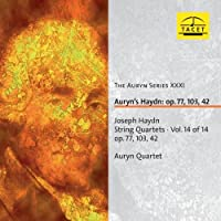 Vol. 31-Auryn Series (Haydn: Op. 77 103 42)