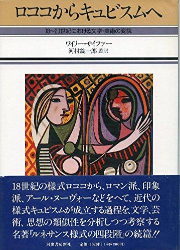 ロココからキュビスムへ―18~20世紀における文学・美術の変貌