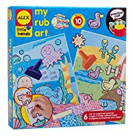 アレックス ALEX Toys Little Hands My Rub Art (並行輸入品)