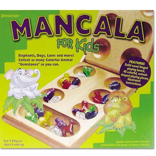 マンカラ キッズ 木製折りたたみ式 MANCALA PT